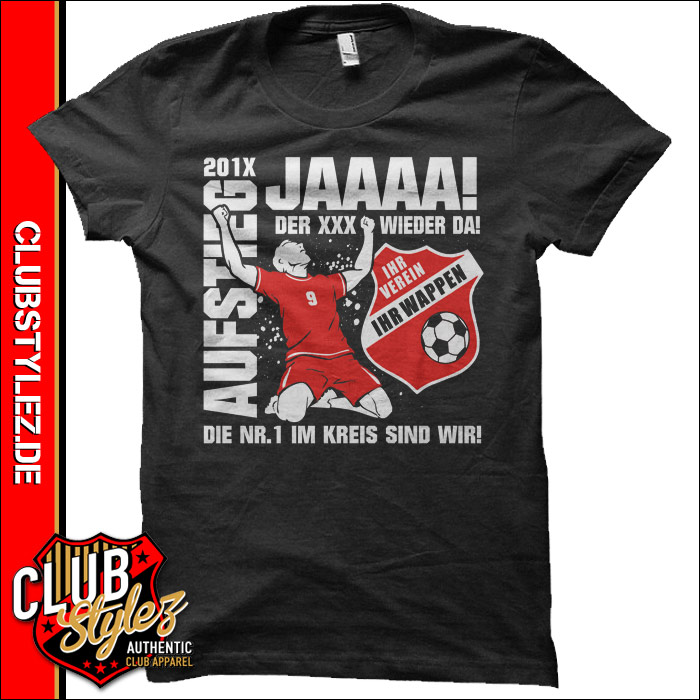 Aufstiegs T Shirt