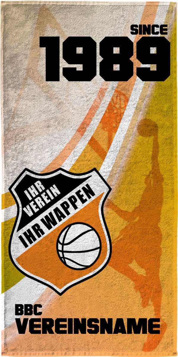 badetuch-bedrucken-basketball-verein