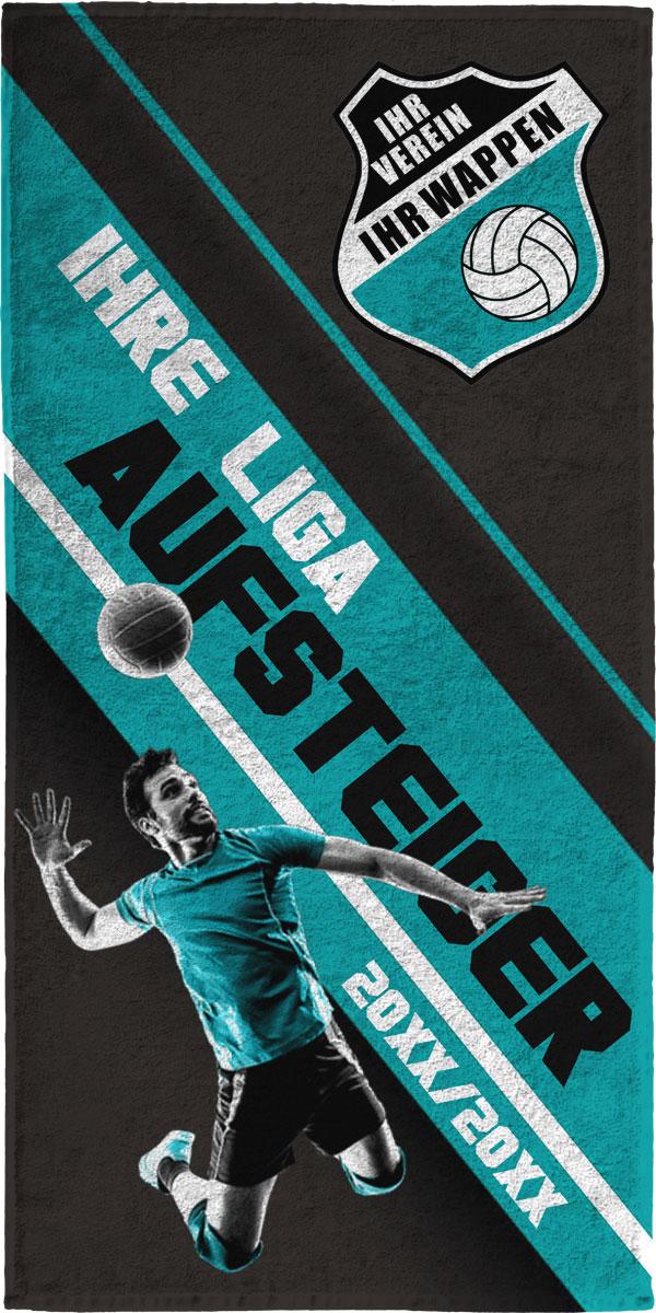badetuch-handtuch-bedrucken-volleyball-verein